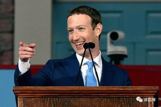 转发:Google、Facebook作祟,硅谷十几年在没有巨无霸企业崛起