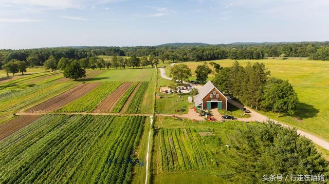 美国最有钱的州:靠农业人均50万年收入,95%是英国后裔