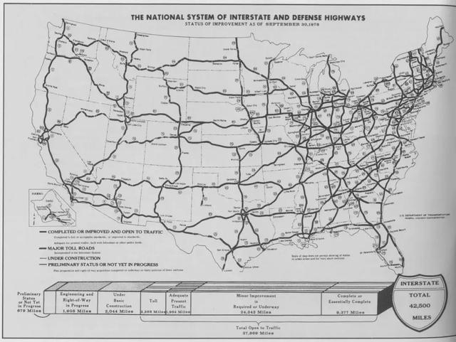 经济发达的美国,为什么没有高铁?美国的铁路系统为何如此落后?