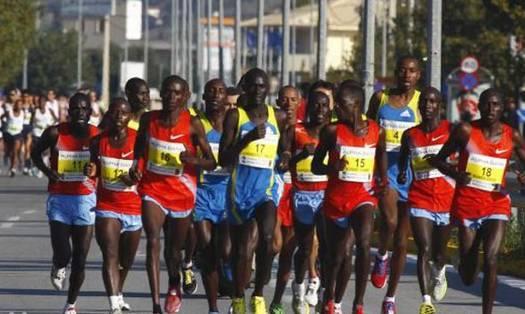 揭秘马拉松产业链:一天五六场 非洲朋友快不够用了