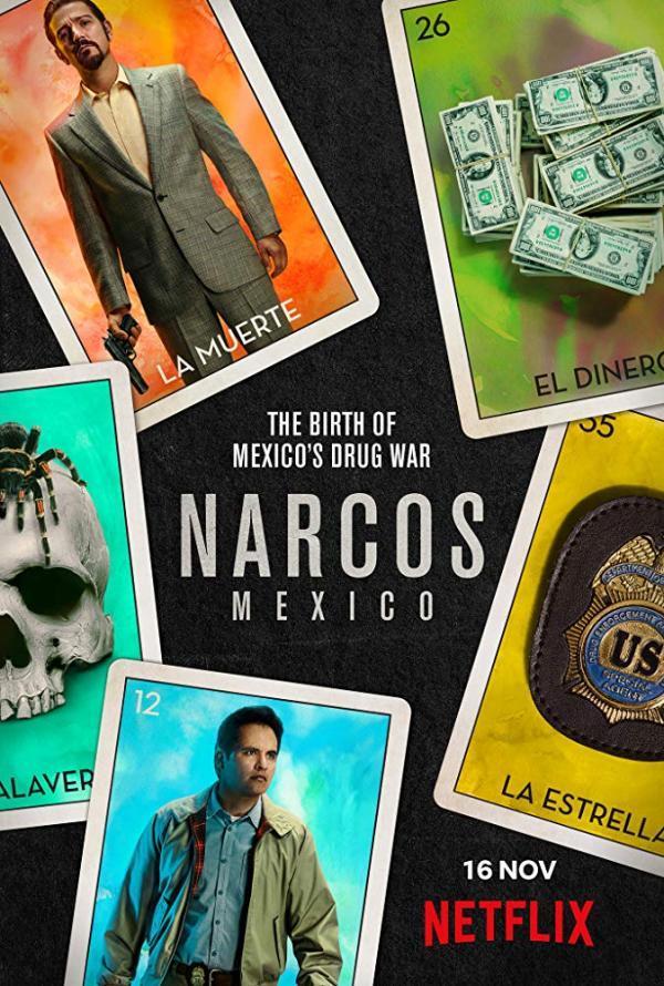 《毒枭:墨西哥》:离天堂很远,离美国很近