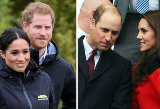 哈里王子要另觅住所?知情人:他与威廉关系紧张