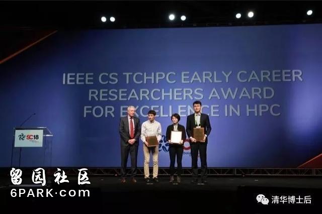 首位获奖的中国人!今天,让我们为他点赞