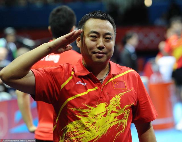 刘国梁谈东京奥运会:不唯金牌论,但要为胸前国旗而战