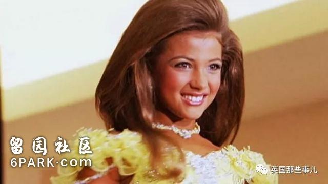 五个月大就成为电视上选美明星,她却无比厌烦这种有钱有颜有名生活