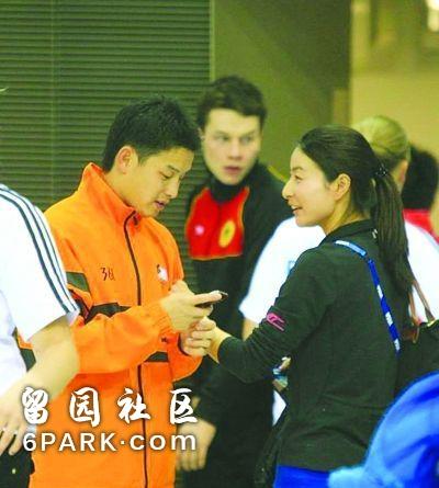 黄强曾是中国跳水队的一员
