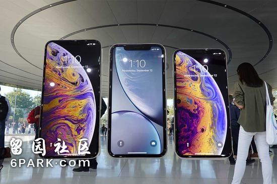 外媒:高通要求法院在中国禁售iPhone XS和XR